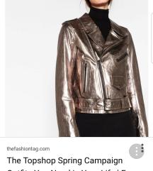 Zara kozna jakna L