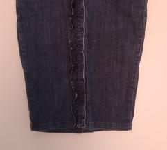 Traper pencil suknja