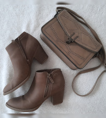 Lot torbica i gležnjače