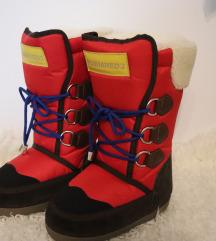 DSQUARED2!!! buce cizme za snijeg