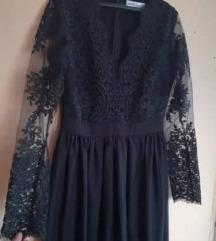 Crna haljina duga