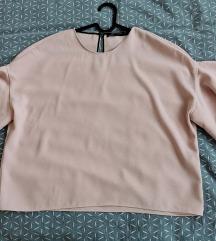 Puder roza bluza