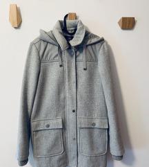 Novi sivi C&A kaput