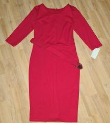 Crvena haljina,S/M