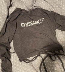 Gymshark crop top dugih rukava