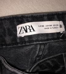 Zara široke traperice,besplatna dostava