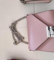 Mala puder roza torbica