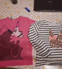 Benetton Mickey Mouse +Bunny HM