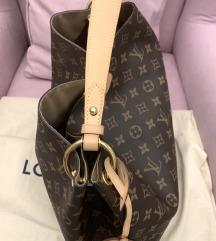 Original Louis Vuitton Graceful MM torba nova