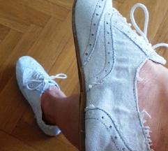 Svijetloplave cipele