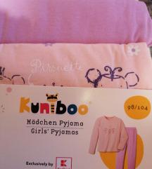 Pidžama za curke vel. 98/104