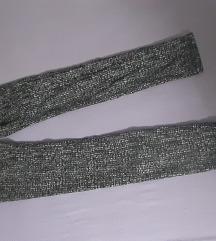 Hlače s elastinom vel 34 xs NOVO free paket