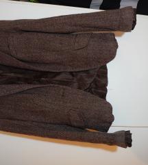 ZARA basics vuneni sako