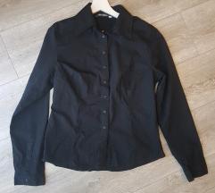 Klasična crna košulja