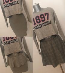 Gray suknje