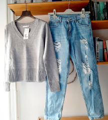 Nove traperice i pulover, Terranova