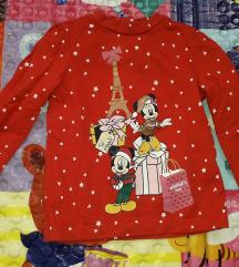 Rezz C&A božićna majica Mickey i Minnie