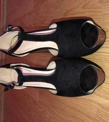 Cipele na blok petu