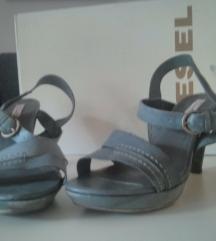 Ženske Diesel sandale na petu