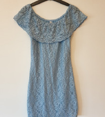 Diadema čipkasta haljina