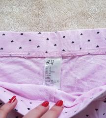 H&M hlačice za spavanje