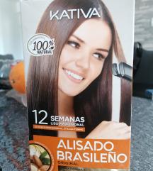 Kativa-brazilsko feniranje kose