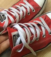 Crvene starke Converse ORIGINAL