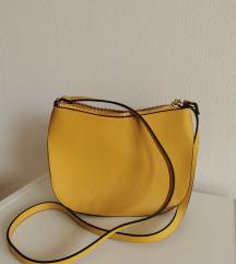 Žuta mala torbica