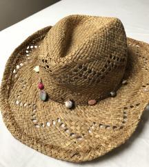 ACCESSORIZE ljetni slamnati šešir