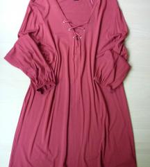 Nova F&F haljina tunika, 48