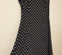 %%Original Ralph Lauren točkasta haljina