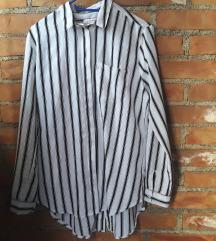 Amisu košulja s gumbima na obje strane