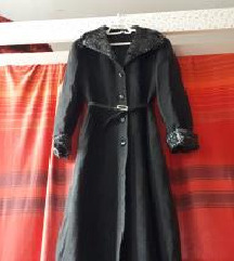 Dugi kaput od vune uklj.pt