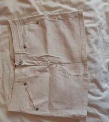 Mini suknja (bijela)