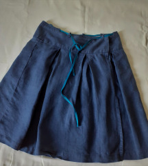 SNIŽENO % plava suknja