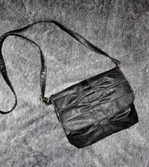 Kožna mašna torbica