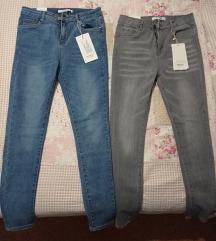 Jeans hlače- 2 komada