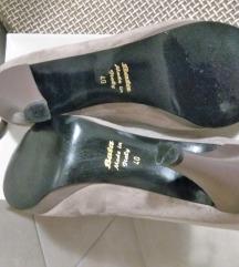 Bata salonke - prava brušena koža