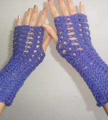 Čipkaste rukavice bez prstiju NOVO