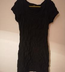 ZARA haljina, crna koktel kratka