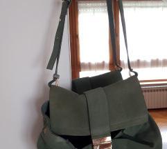 2 kožne torbe
