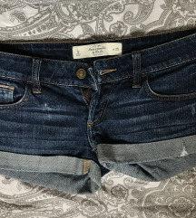 Abercrombie&fitch hlace