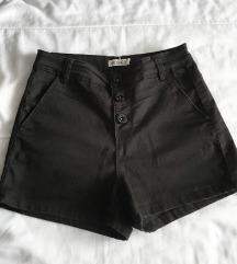 Ardene kratke crne hlače