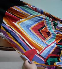 maxi ljetna haljina