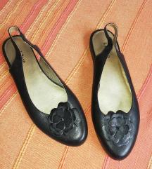 Koža!!%L.L.Bean slingback niske sandale