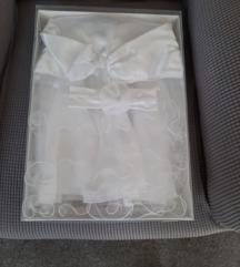 Haljina za krštenje djevojčice