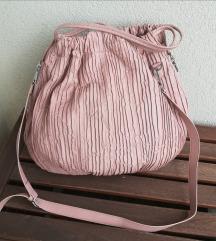 Reserved velika roza torba