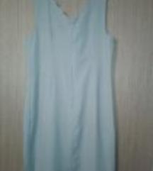 Siva, klasična haljina L
