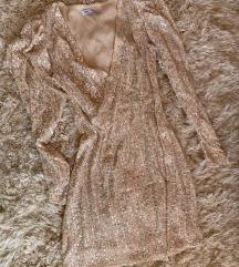 ZARA haljina sljokice