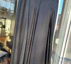 Ekskluzivna vunena talijanska maxi suknja